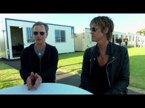 Duff McKagan (Guns N Roses) & Jerry Cantrell (Alice In Chains) Conversation: Soundwave TV 2014