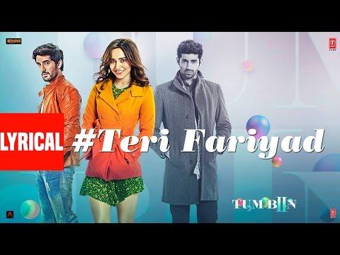 TERI FARIYAD Lyrical Video Song | Tum Bin 2 | Neha Sharma, Aditya Seal, Aashim Gulati | Jagjit Singh