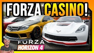 Forza Horizon 4: Open Lobby With Betting & In Chat Mini Games!