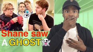 """Shane Dawson """"ASKING PERMISSION TO MARRY HER SON"""" Reaction"""