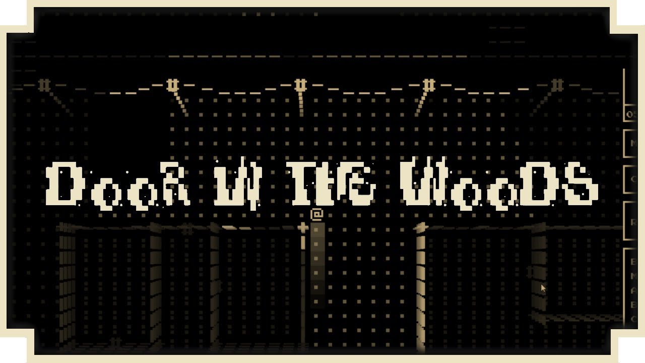 Door in the Woods – (Horror Survival Roguelike Game