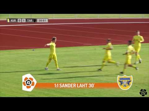 19. voor 2017: FC Kuressaare - Rakvere JK Tarvas 3:2 (1:1)