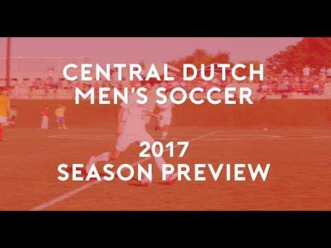 Central College Men's Soccer 2017 Season Preview