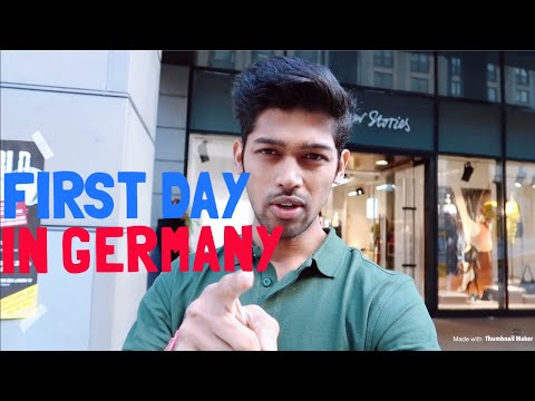 MY FIRST DAY IN GERMANY | CHECKPOINT CHARLIE | BERLIN VLOG