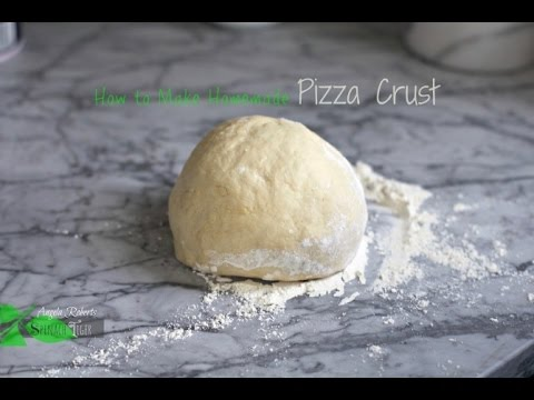 Authentic Italian Pizza Dough