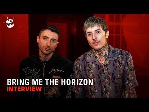 Bring Me The Horizon On Their Evolution From 'Count Your Blessings' To 'amo'