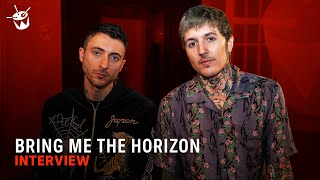 Bring Me The Horizon on their evolution from &#39Count Your Blessings&#39 to &#39amo&#39