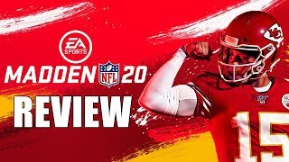Madden NFL 20 Review - The Final Verdict (Video Game Video Review)