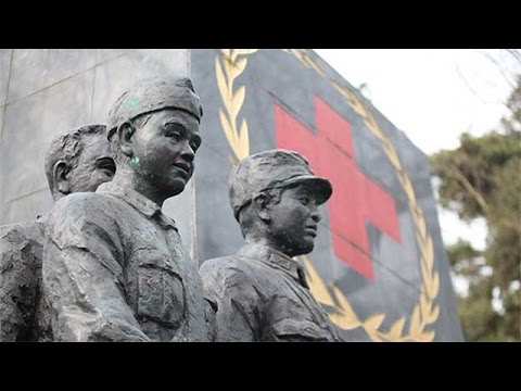 A living memorial for WWII heroes:doctors that traveled miles to China