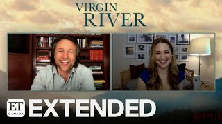 Martin Henderson, Alex Breckenridge Tease 'Virgin River' Season 3