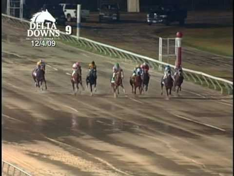 Delta Downs Jackpot Horse Race 2009