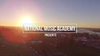 National Music Academy // Vlog #1