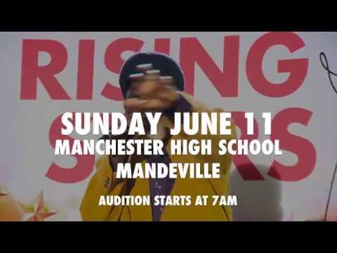 Digicel Rising Stars Mandeville Auditions #DRS14