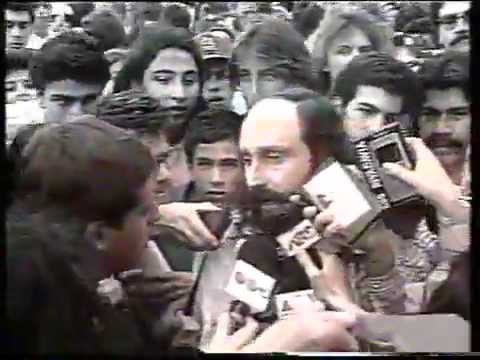 GNR - 1992 Argentina / Especial Jugate / Conf. De Prensa / ATC