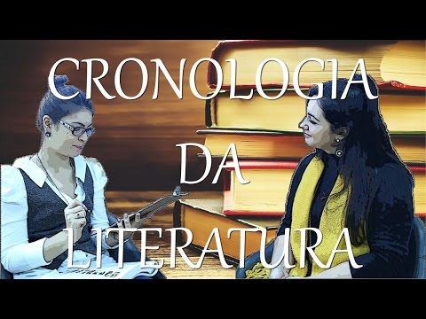 cronologia-histórica-da-literatura