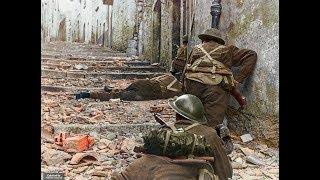 World War II: intense Combat footage