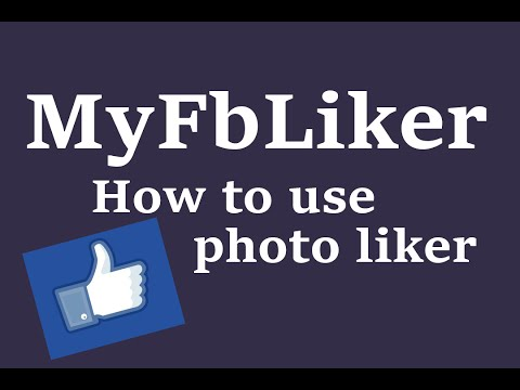 How to increase Facebook photo likes | MyFbLiker auto like
