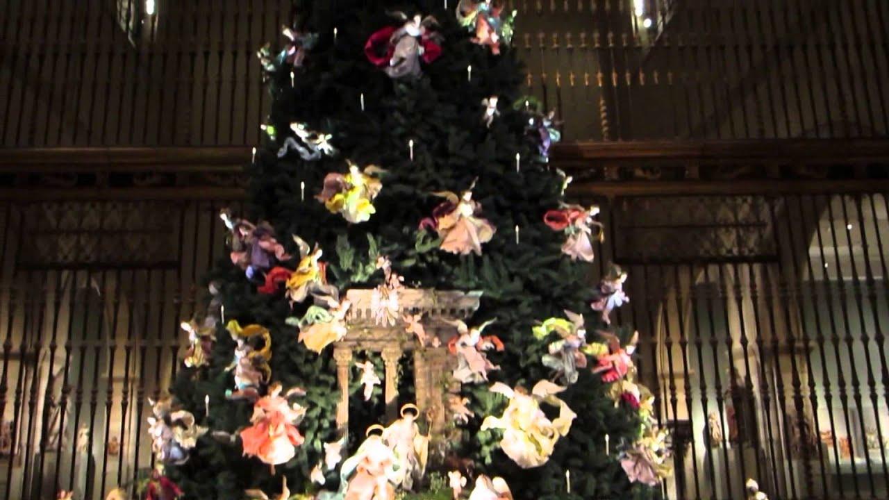 the angel tree christmas at metropolitan museum new york - Angel Tree Christmas