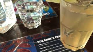 Chef Suzanne Barr Jamaican  pop up @ The Gladstone Cafe September 2017