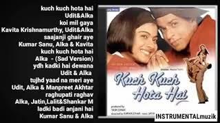 Lagu India Dulu Kuch-Kuch Hota Hai [FULL ALBUM]
