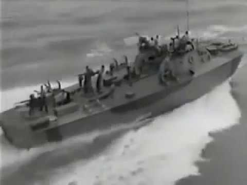 PT Boats in the Pacific Documentary