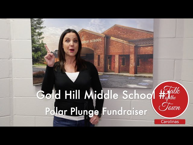 Gold Hill Middle School Took No 1 Polar Plunge
