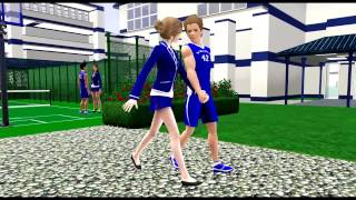 The Sims 3 Machinima - A Thousand Years Part 2 - Music Video