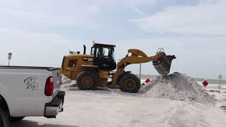 Hurricane Michael Siesta Key Beach FL 2018