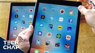 iPad Pro 9.7 vs iPad Air 2 | Speed Test