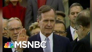 George H.W. Bush, Bill Clinton And The American Tradition | Morning Joe | MSNBC