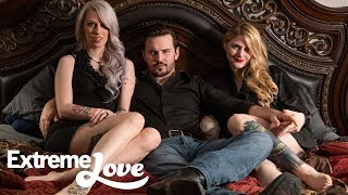 Married Vampires Drink 'Donor' Girlfriend's Blood | EXTREME LOVE