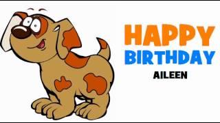 HAPPY BIRTHDAY AILEEN!