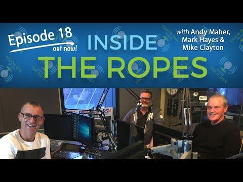 Inside The Ropes Australian golf podcast: Episode #18
