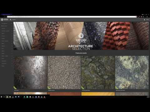 Substance Painter to Unreal Engine tutorial