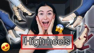 Meine High Heels Sammlung Love it MissNici