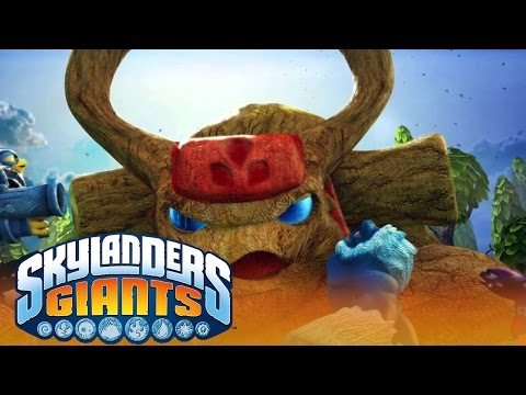 """Tall Tales"" Extended Trailer: Official Skylanders Giants l Skylanders Giants l Skylanders"