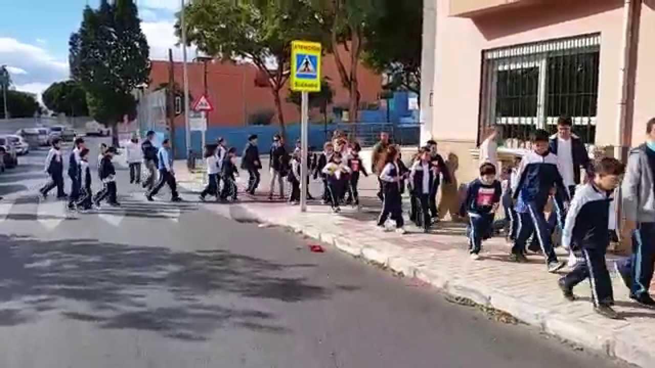 Salida colegio san jos obrero ben fica youtube - Colegio aparejadores mallorca ...