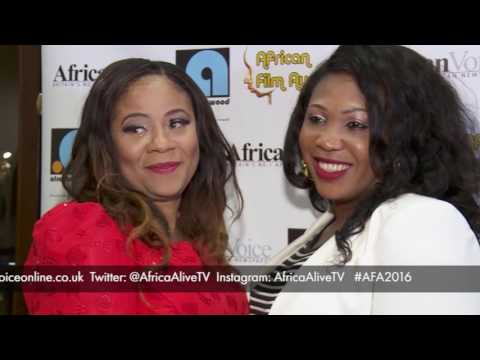 African Film Awards Interviews 2015