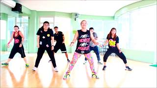 Dura by Daddy Yankee | Zumba Fitness by zin Kat L. and Zumba North Team