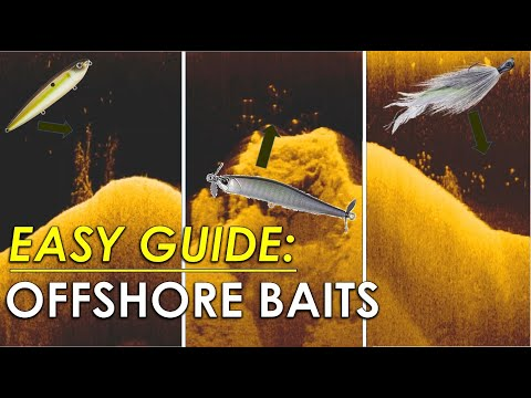 Use Fish Finder To Pick Perfect Offshore Bait Every Time