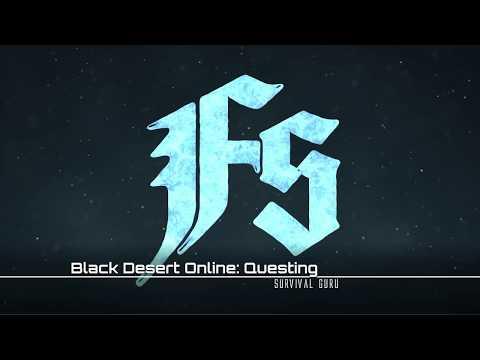 Black Desert Online: Survival Guru