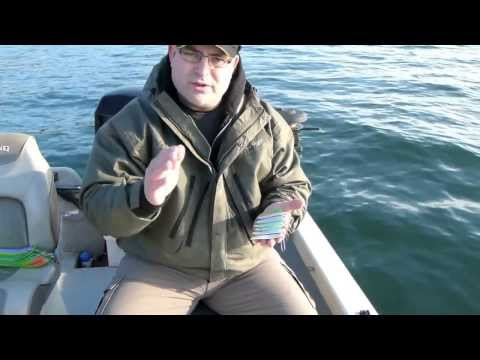 Born To Fish BC - Vancouver BC Winter Chinook Salmon Fishing Tactics