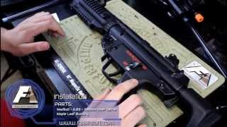Full Auto Airsoft Store in NJ mp5 inner barrel upgrade with maple leaf bucking