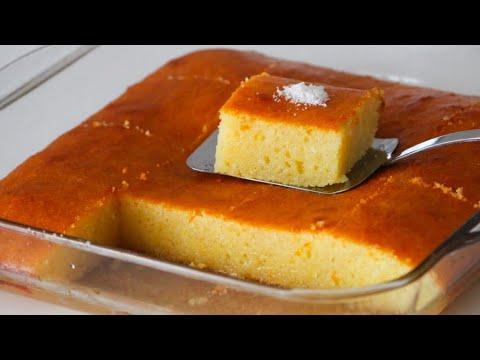 Çocukluğumun tatlısı ♡ Eskimeyen lezzet ♡ Yoğurt tatlısı || irmiksiz gerçek tarif