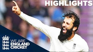 Download Video Moeen Takes 5-63 Despite Pujara Century | England v India 4th Test Day 2 2018 - Highlights MP3 3GP MP4