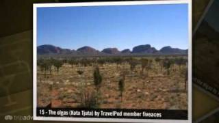 """Adelaide with a stop off at Ayers rock"" Fiveaces"