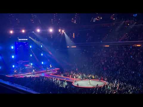 Casting Crowns performs Only Jesus