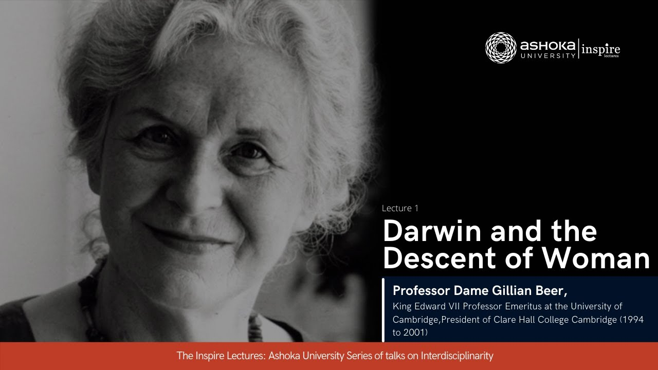 Download Inspire Lecture Series | Darwin and the Descent of Woman