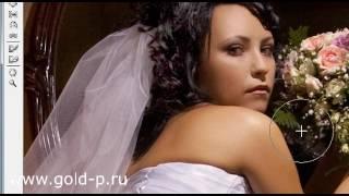 Ретушь свадебной фотографии 3-2