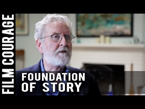 Foundation Of Story by Michael Hauge